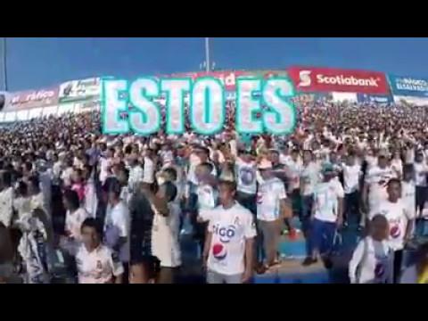 HINCHADA DE ALIANZA F.C 2017 - La Ultra Blanca y Barra Brava 96 - Alianza