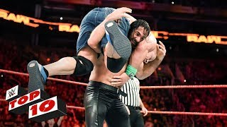 Nonton Top 10 Raw Moments  Wwe Top 10  February 19  2018 Film Subtitle Indonesia Streaming Movie Download