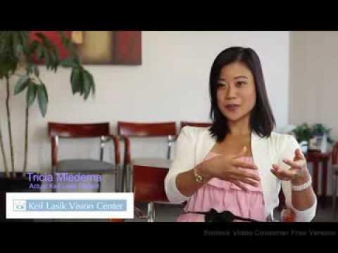 Tricia - Keil Lasik Patient Testimonial: