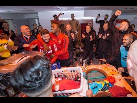 Monaco 3-2 Lyon : au coeur de la joie !!!