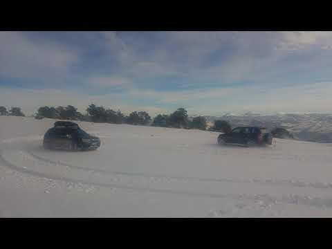 Dacia Duster 4*4 / Suzuki Vitara 4*4 Tokat Topçam Yaylası 2018