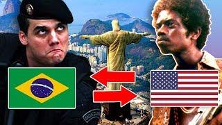 8 Filmes BR que BOMBARAM na GRINGA! 🇧🇷  🇺🇸
