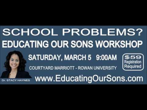 Educating Our Sons - Helping Boys Succeed in School Workshop