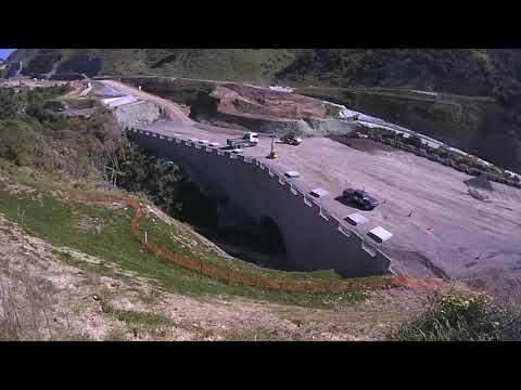 Bridge 3 progress – November 2019