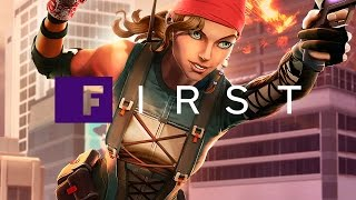 Road To E3 - New Game from Saints Row Creators