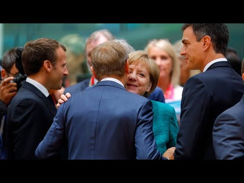 Europäische Regierungschefs sind zu Kooperation in de ...