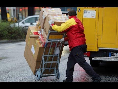 Nachunternehmerhaftung: Jeder sechste Paketbote verdient unter Mindestlohn