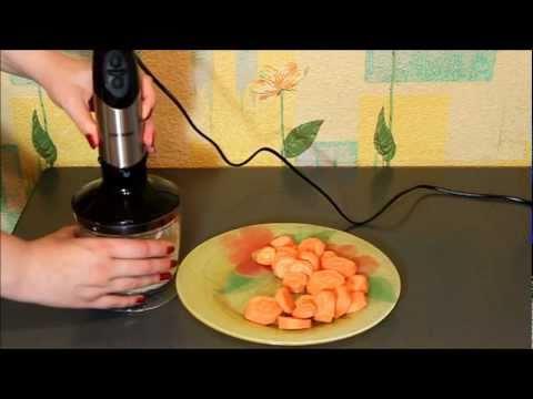 Блендер погружной рецепты