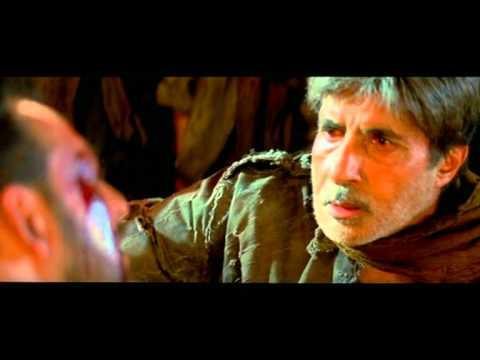 Hindi Film - Deewaar - Drama Scene - Amitabh Bachchan - Sanjay Dutt - Khan Reveals All