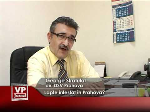 Lapte infestat în Prahova?