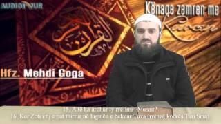 Sure 79 En Naziat - Hf. Mehdi Goga