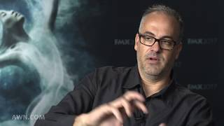 As part of our AWN - FMX 2017 Professional Spotlight series -- a series of exclusive video interviews shot during FMX – overall VFX supervisor Scott Stokdyk talks about keeping up with constantly changing VFX production technology, the use of real-time rendering and on-set virtual production tools as well as the challenges he faced on Luc Besson's upcoming sci-fi epic, 'Valerian and the City of a Thousand Planets.' Part 3 of 3.