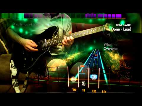 "Rocksmith 2014 – DLC – Guitar – Linkin Park ""What I've Done"""