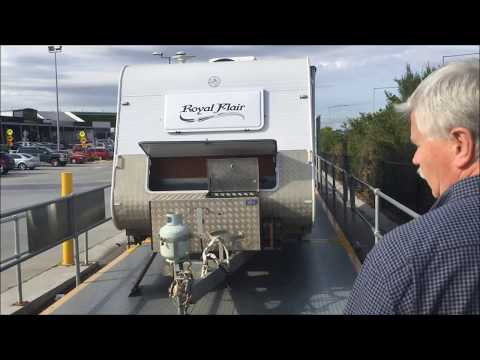 Royal Flair Van Royce Aussie Mate at Weighbridge 3 Oct 18