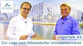 LegalTalk aus Düsseldorf # 4: Düsseldorfer Immobilien und Erbrechtsaspekte