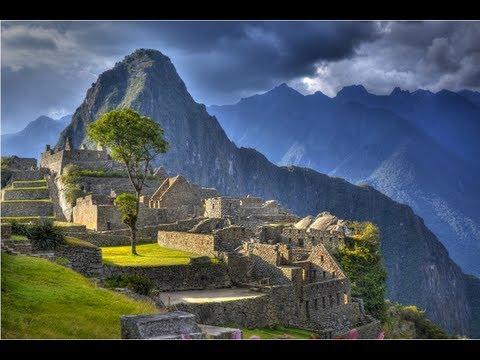Machu Picchu v největším rozlišení na světě