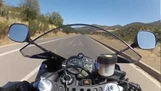 7. First ride 2012 Yamaha YZF R1.wmv