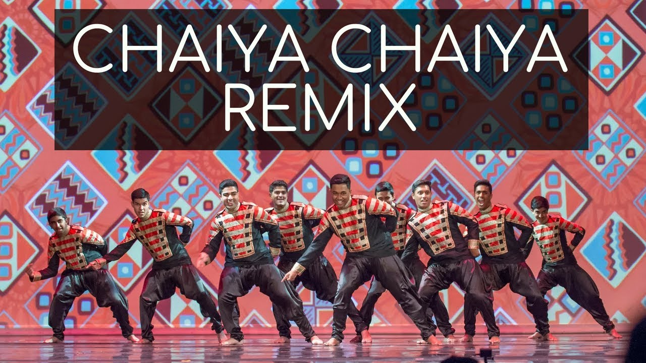 Kruti dancers jam to Chaiya Chaiya by Shankar Tucker, Vidya Vox and Sam Tsui!