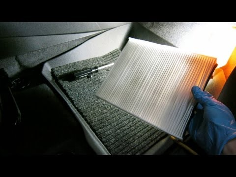 How To Replace Ford Focus Cabin Air Filter