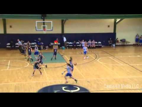 New England Crusaders Basketball: NEC  Benzan 16 vs RI Breakers 1 (4/0613)