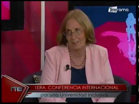 1era Conferencia Internacional por una Universidad Inclusiva