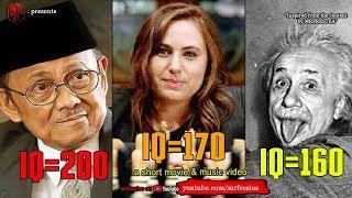 Video Gak Nyangka ! Ternyata IQ BJ Habibie Kalahkan Albert Einstein, 8 Manusia Paling Jenius di dunia MP3, 3GP, MP4, WEBM, AVI, FLV Maret 2019
