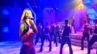 Delta Goodrem - Born To Try/I Don't Care Medley 2002