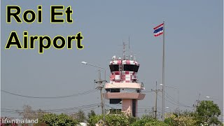 Roi Et Thailand  City new picture : Roi Et Airport, Roi Et Thailand, Departures and Arrivals