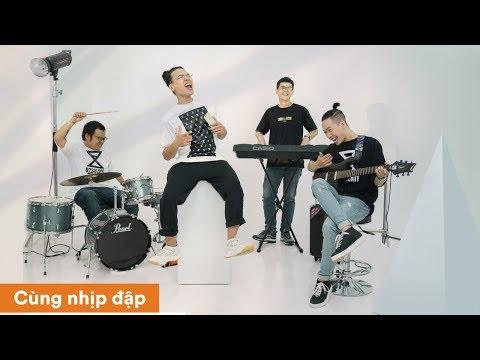 Cùng nhịp đập - Da LAB (Official MV) - Thời lượng: 3 phút, 1 giây.