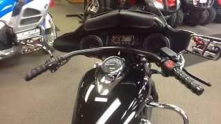 3. 2013 Honda Stateline 1300 Bagger