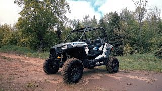 9. Full REVIEW: 2017 Polaris RZR S 900
