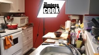 Making The Aimless Cook: Part II