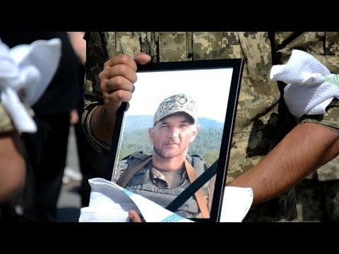 У Черкасах попрощалися із Олександром Качуром, загиблим під час військових навчань