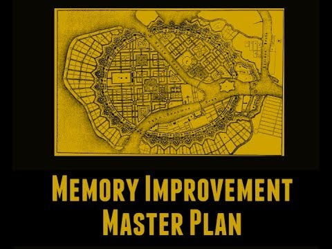 Memory Improvement Master Plan Free Resource