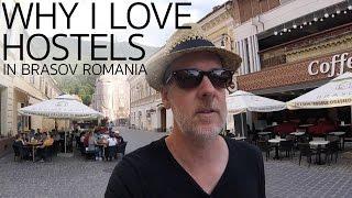 Brasov Romania  city images : Why I Love Hostels | Brasov Romania