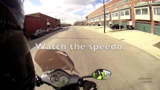 8. Blur 220i Speed test