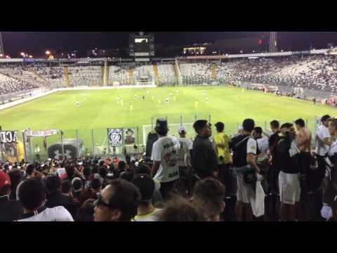 Colo Colo vs Everton - Porque el albo es un sentimiento - Garra Blanca - Colo-Colo