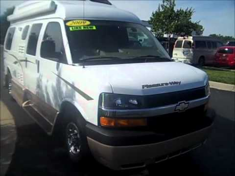 2009 Pleasure Way Lexor TS Class B Motorhome for Sale