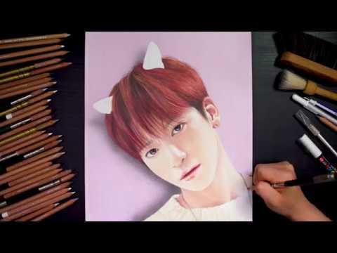 TXT (투모로우바이투게더) 'Sketching Film' - 태현 (TAEHYUN) - Thời lượng: 93 giây.