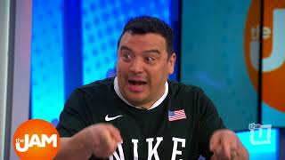 Carlos Mencia on being a Comedian and what Grosses him out about Significant Other