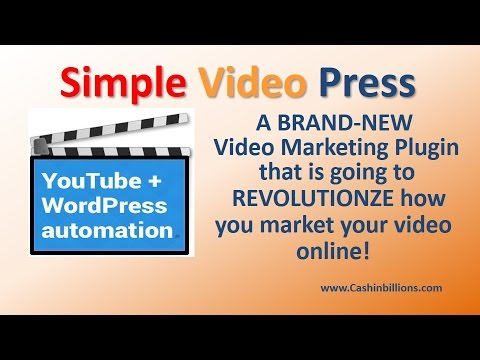 Simple Video Press Review | YouTube Marketing | Video Press