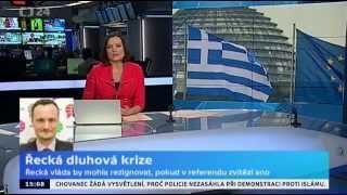 Řecká dluhová krize
