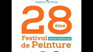 Sevres France  city photos gallery : 28è FESTIVAL DE PEINTURE DE MAGNE (Deux-Sèvres FRANCE). En vidéo, la remise des prix.