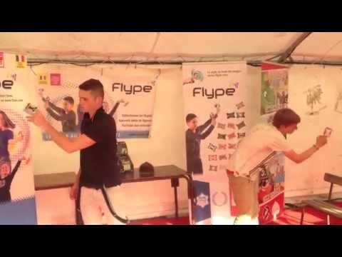 FLYPE au FLIP (Festival Ludique International de Parthenay)