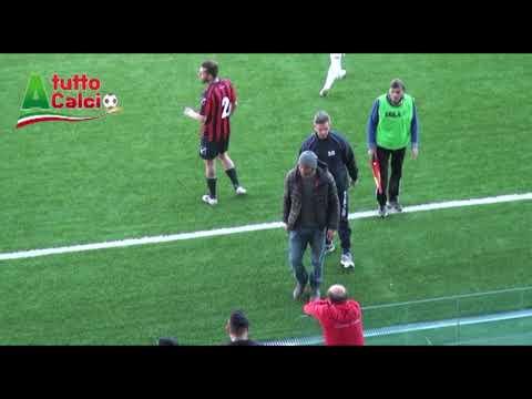 L'Aquila-Celano (1-0) il servizio della gara