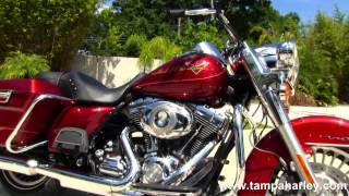 7. Used 2010 Harley Davidson FLHR Road King For Sale - Price Specs Review