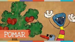 """Pomar - DVD de animações """"Pauleco e Sandreca"""""""