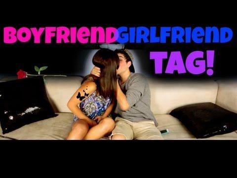 BOYFRIEND GIRLFRIEND TAG!