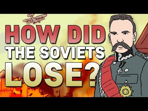 Video How did the Soviets Lose to Poland? (1919-1921) | Animated History download in MP3, 3GP, MP4, WEBM, AVI, FLV January 2017