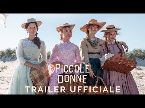 Preview Trailer Piccole Donne, trailer ufficiale italiano